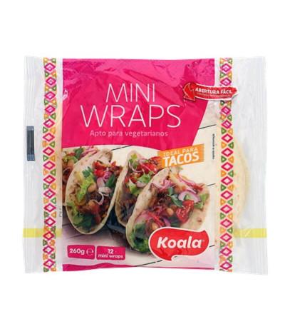 Koala Mini Wrap 12un T