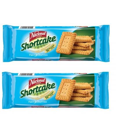 PACK 2 Bolachas Shortcake Nacional