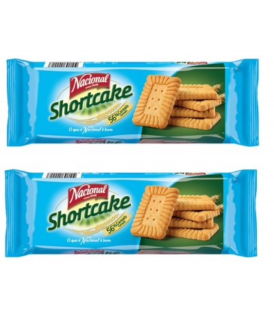 PACK 2 Galletas Shortcake Nacional