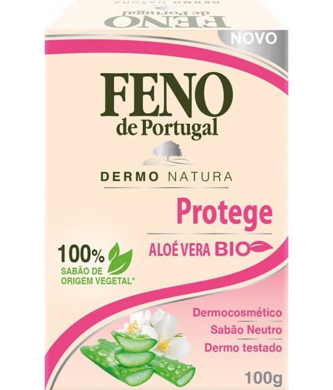 Feno Sabonete Aloé Vera BIO 100gr