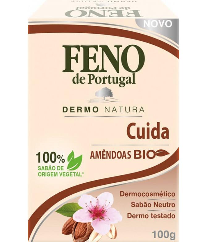 Feno Sabonete Amêndoa BIO 100gr