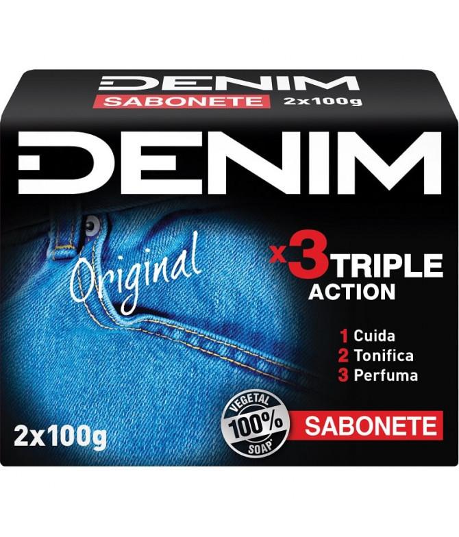 Denim Sabonete Original 2x100gr