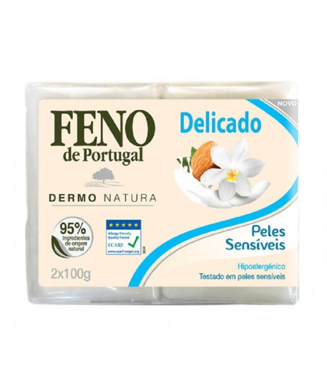 Feno Jabón Piel Sensble 2x100gr T