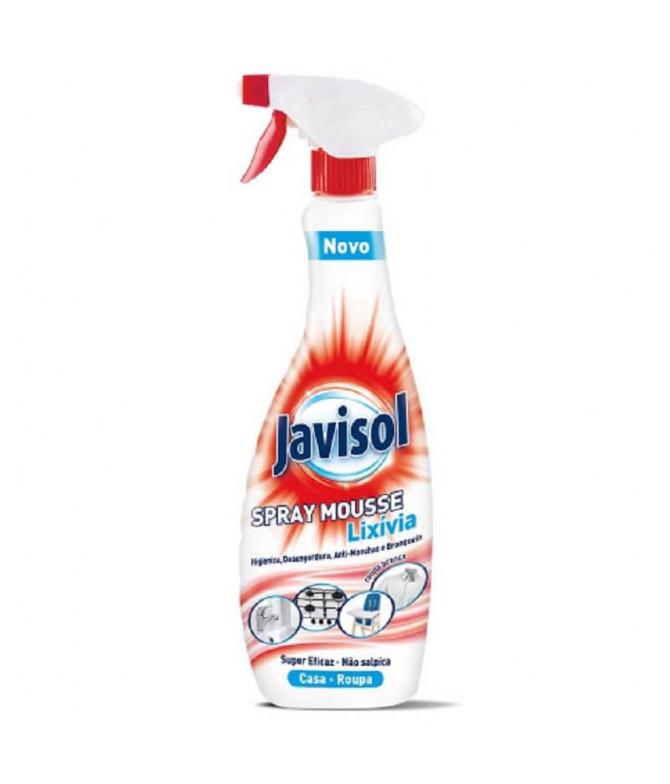 Javisol Spray Mousse Lixívia 750ml