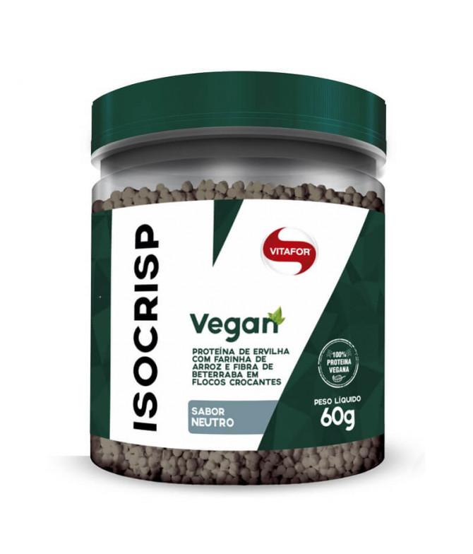 Vitafor Isocrisp Proteína Ervilha 60gr
