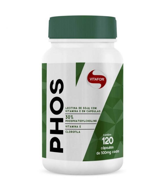 Vitafor Phos Lecitina Soja 120un