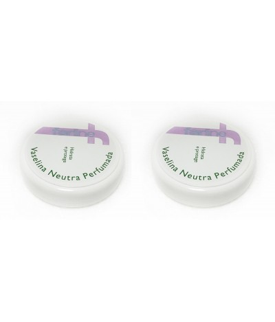 PACK 2 Vaselina Neutra Perfumada 25 ml Farline