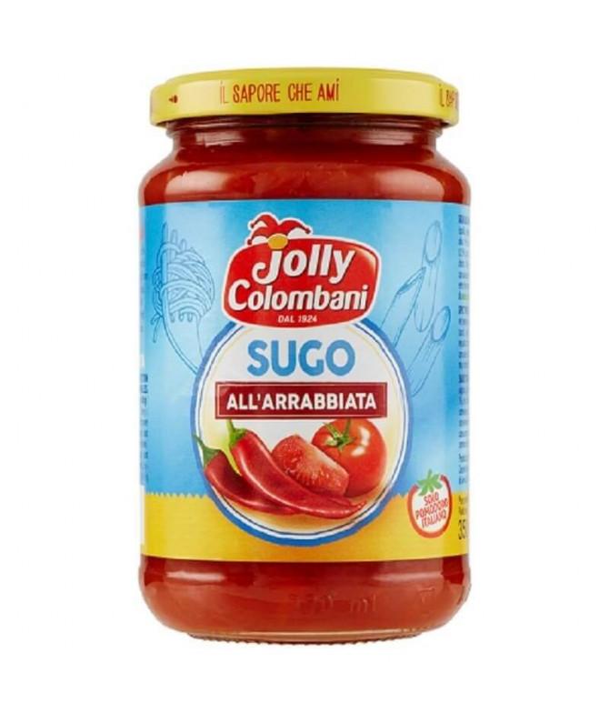 Jolly Colombani Tomate All'Arrabbiata 350gr T