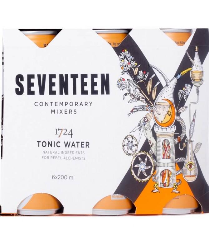 Seventeen Agua Tónica 6x20cl T