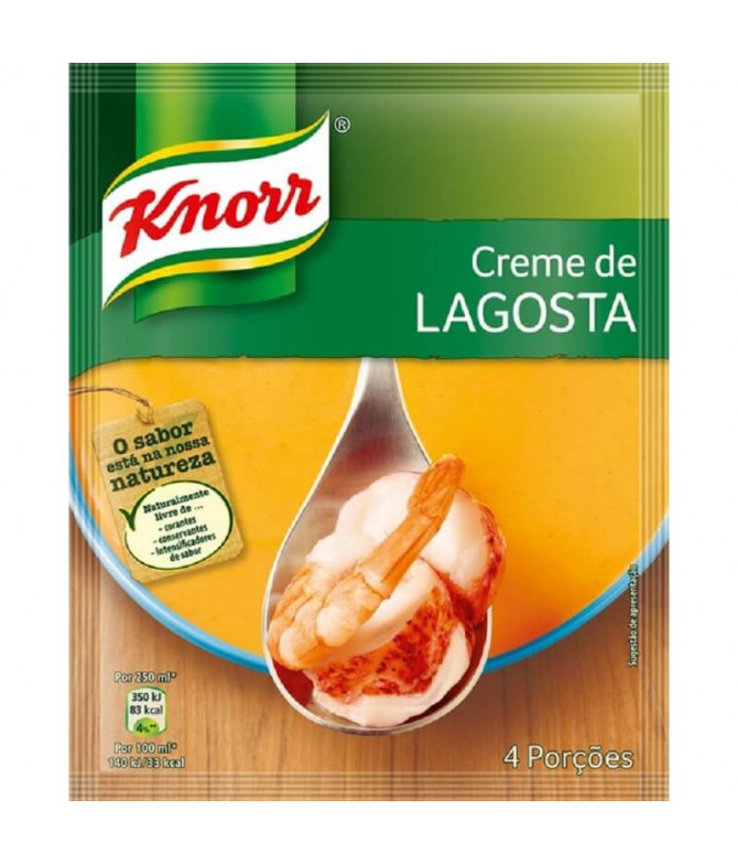 Knorr Crema Langosta 61gr T