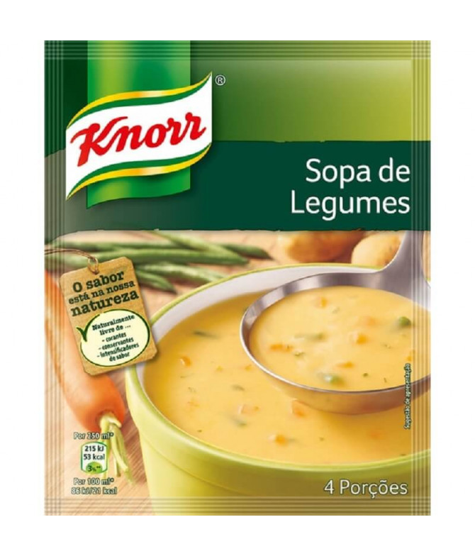 Knorr Sopa Legumes 63gr