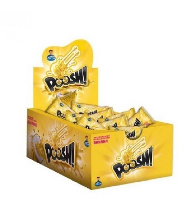Poosh Chicle Plátano 40un T