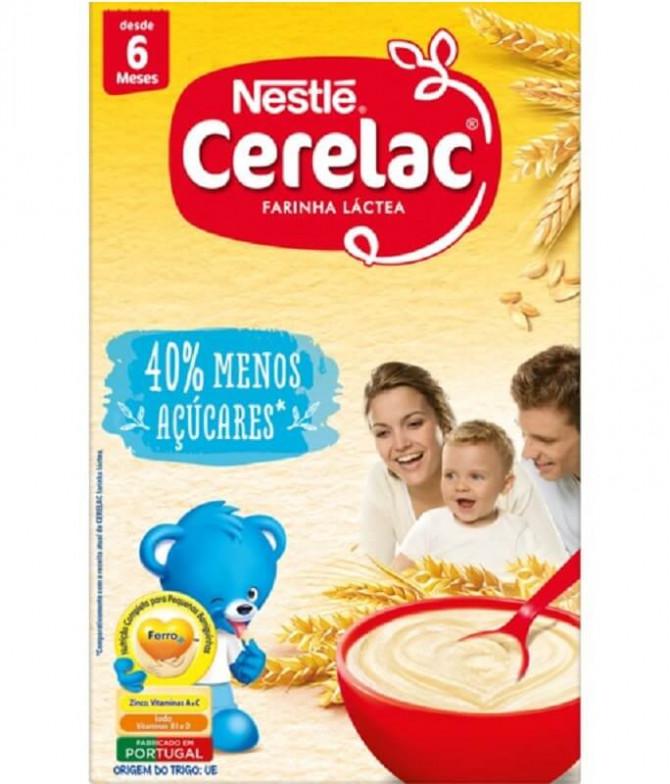 Cerelac Papa Infantil 1Kg