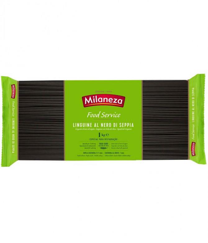 Milaneza Pasta Linguine Tinta Choco 1Kg T