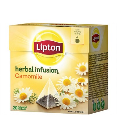 Lipton Chá Camomila 20un