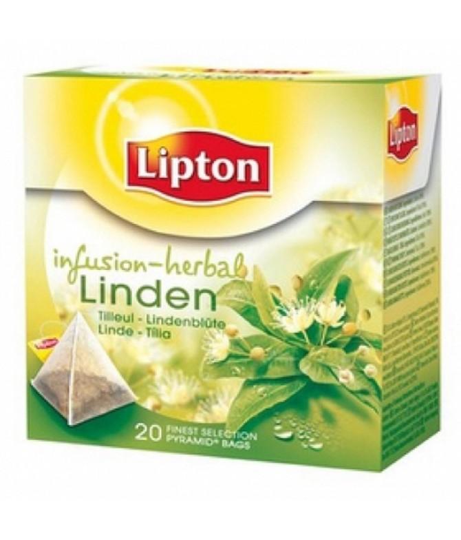 Lipton Chá Tília 20un