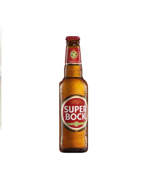 Super Bock Cerveza 33cl T