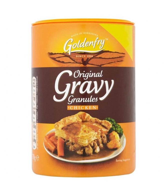 Goldenfry Original Caldo Galinha Granulado 400gr