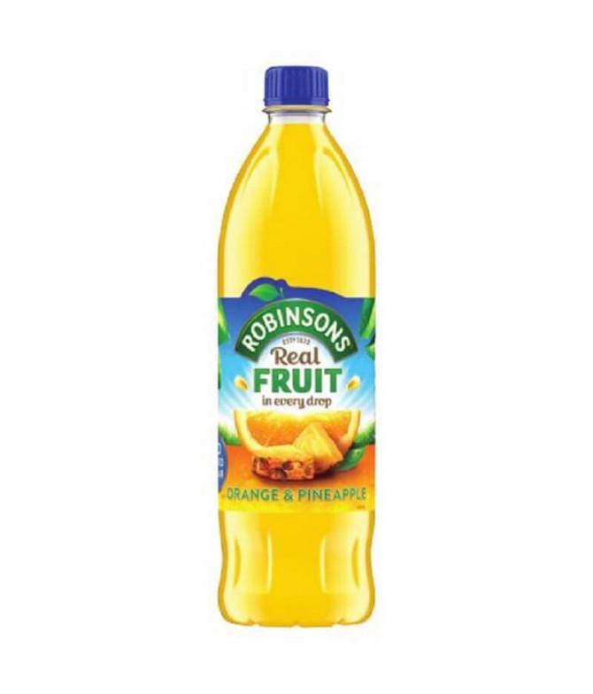 Robinsons Zumo Concentrado Naranja Piña 1L T