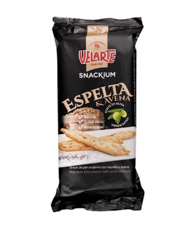 Velarte Snackium Espelta 25% Avena 67gr T