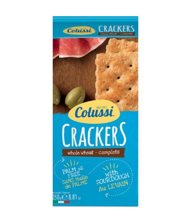 Colussi Cracker Integral 250gr T