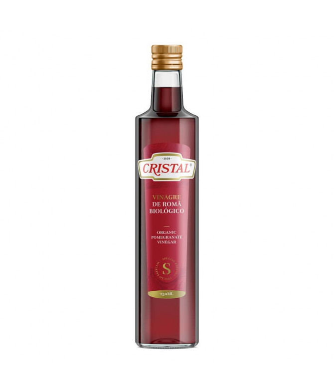 Cristal Special Edition Vinagre Romã BIO 250ml