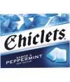 Chiclets Pastilhas Peppermint 12un