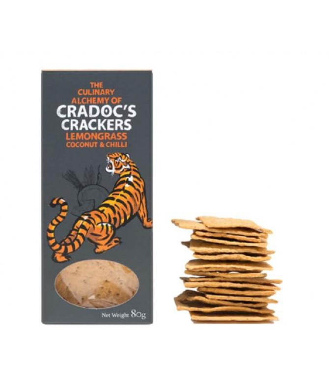 Cradoc's Cracker Citronela Coco Chilli 80gr T