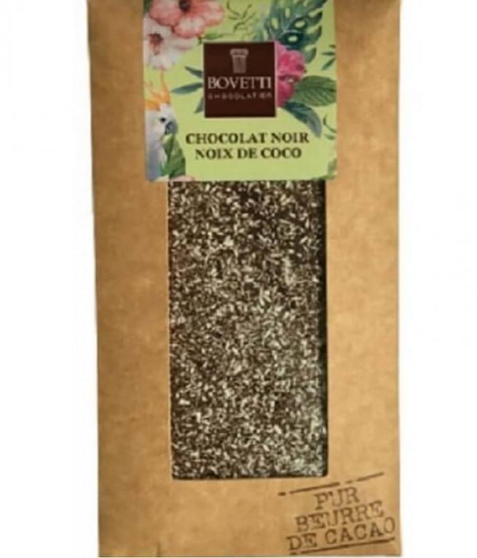 Bovetti Chocolate Preto Coco 100gr