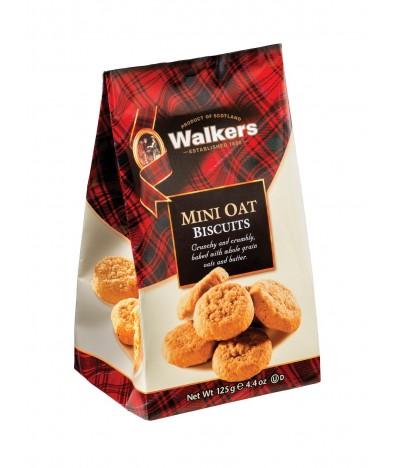 Walkers Mini Galletas de Avena 125gr
