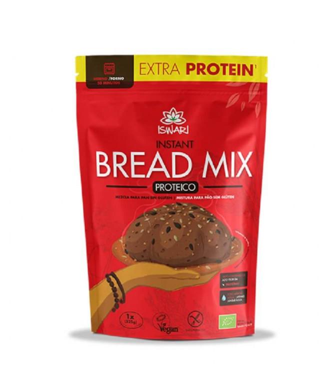 Iswari Mix Pan Proteico BIO 300gr T