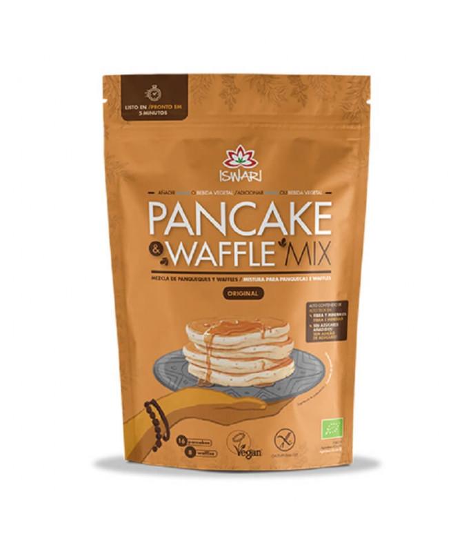 Iswari Mix Panqueca Waffle Nature  BIO 400gr