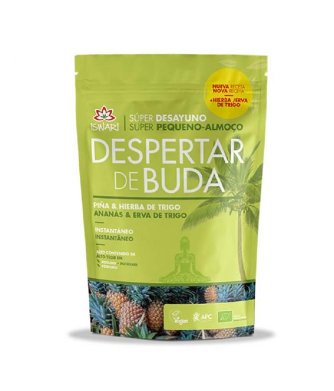 Iswari Despertar Buda Piña Hierba Trigo BIO 360gr