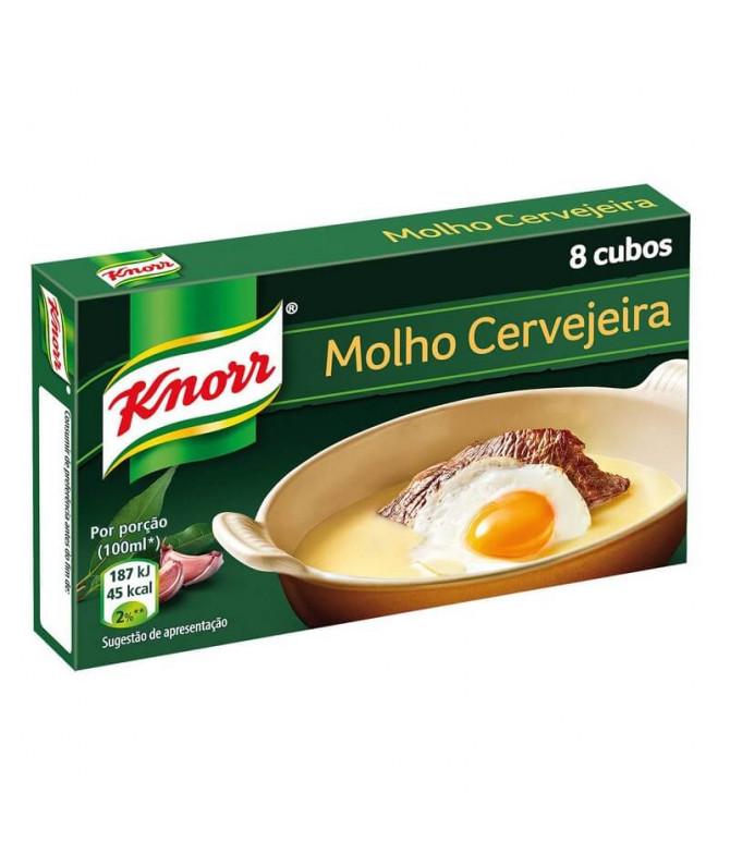 Knorr Molho Cervejeira 8un