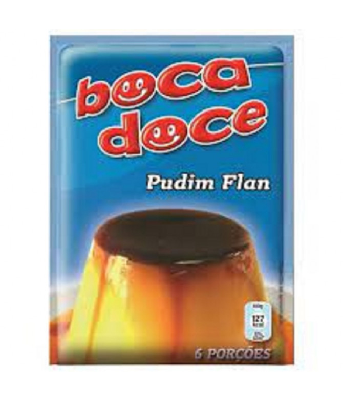 Boca Doce Flan 10gr T