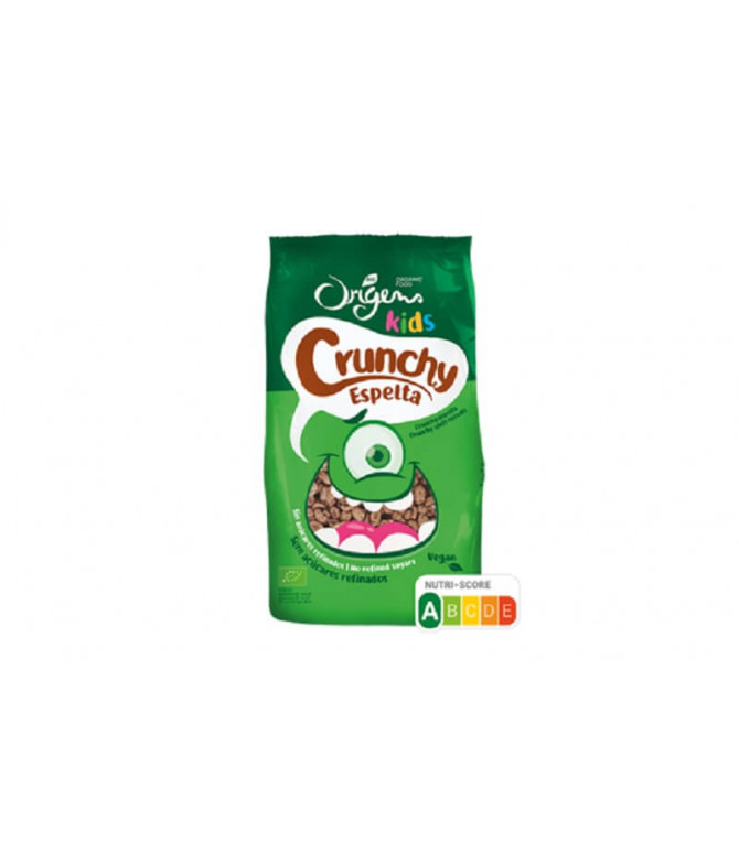 Origens Bio Kids Crunchy Espelta 125gr