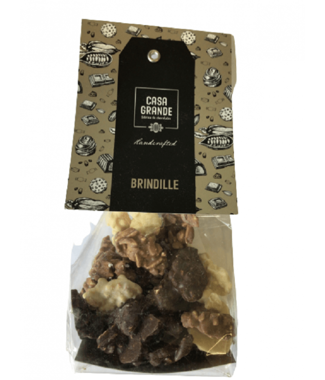 Casa Grande Brindille Chocolate 150gr T