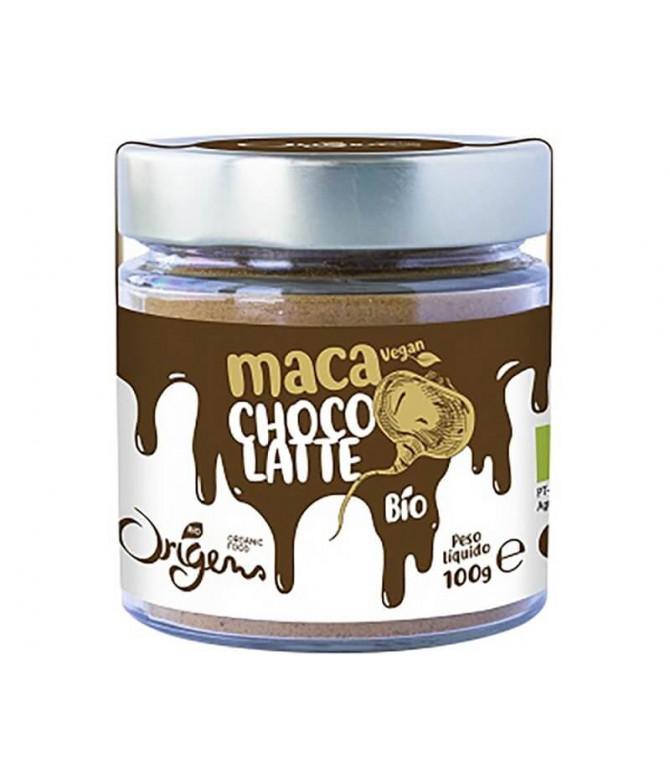 Origens Bio Maca Choco Latte Pó 100gr