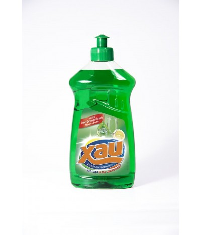 Xau Detergente Loiça Manual ULTRA Concentrado Limão 500ml