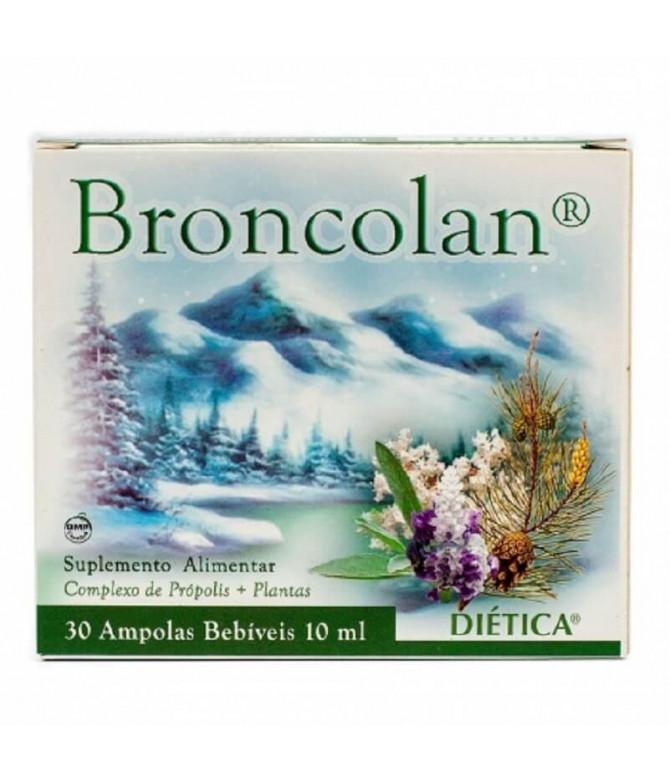 Broncolan Complejo Própolis Plantas 30un T
