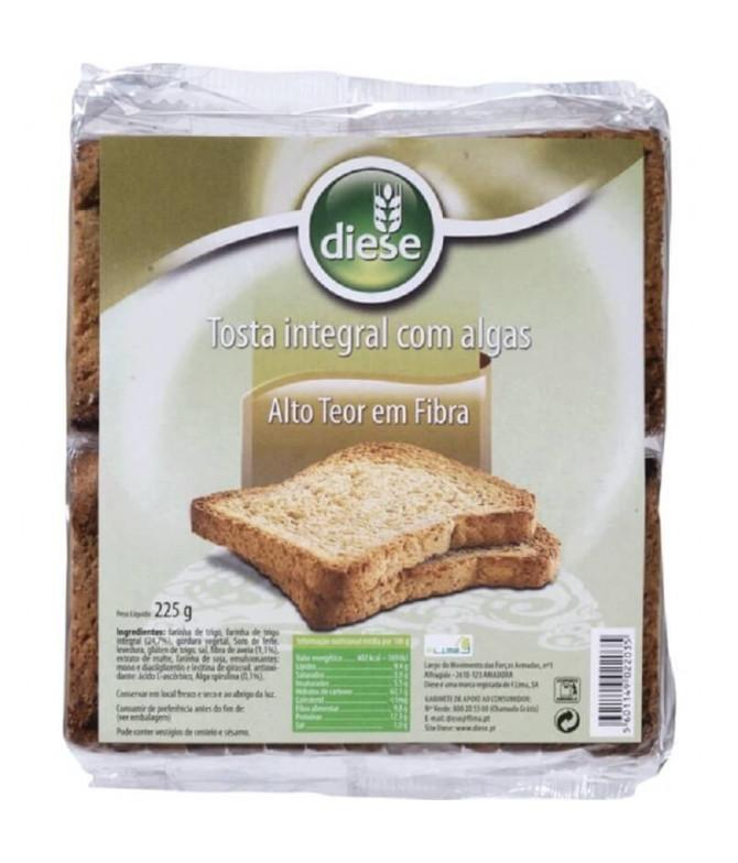 Diese Tosta Integral Algas 225gr