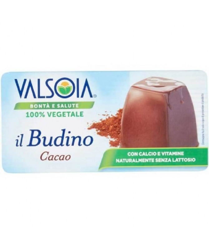 Valsoia Flan Cacao 2x115gr T