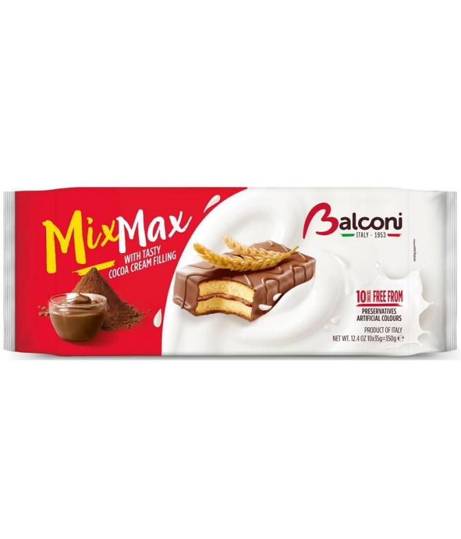 Balconi MixMax Pastelito Cacao 10un T