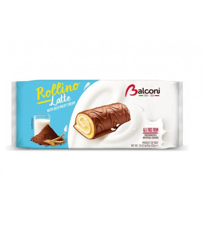 Balconi Rollino Latte Pastelito 6un T