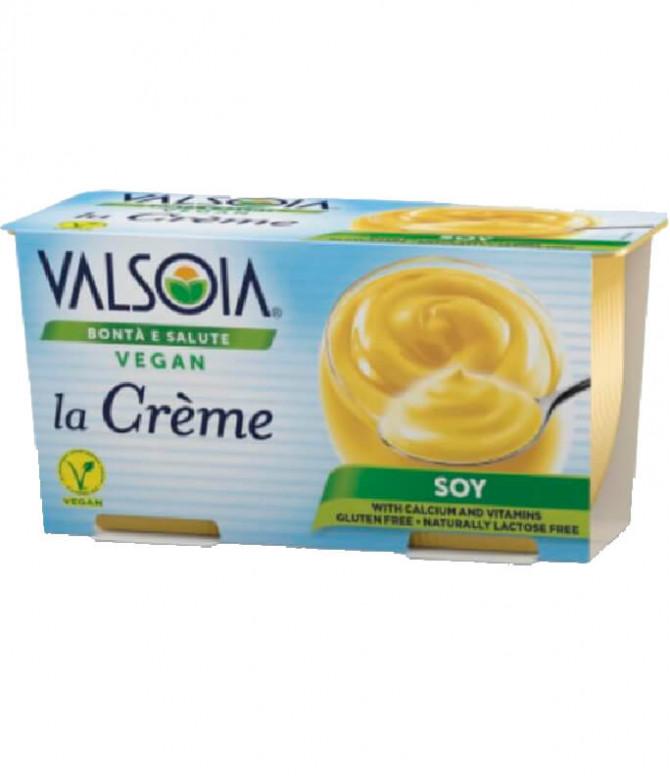 Valsoia Crema Vainilla 2x115gr t