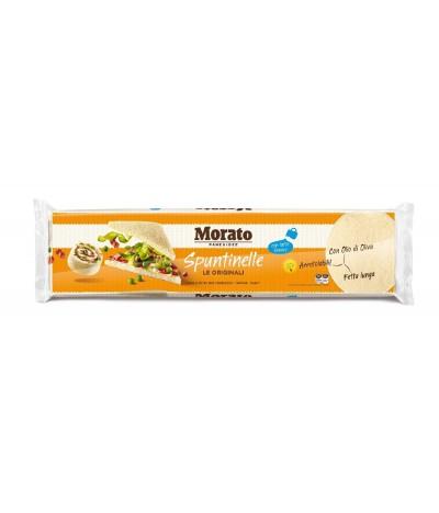 Pan de Molde sin Corteza Spuntinelle Morato 1kg