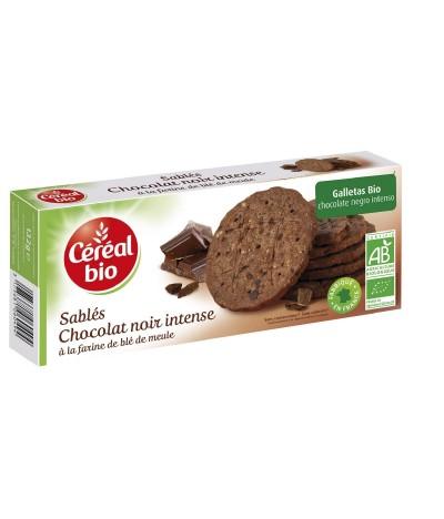 Galletas BIO de Chocolate Intenso Céreal Bio 132gr