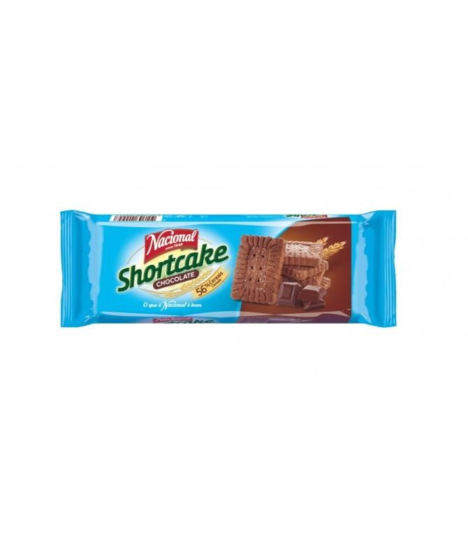 Bolachas Shortcake de Chocolate 180gr