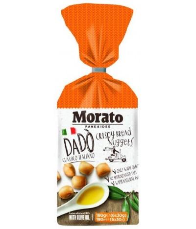 Nuggets de Pan sabor Italiano Aceite de Oliva 180gr
