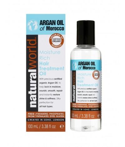 Aceite Reparador Aceite de Argan Morocco 100ml